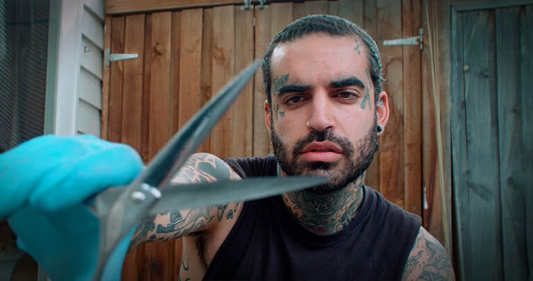Videographer in Melbourne, Angus Ashton, Streets Barber Video