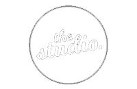 The Studio HQ Logo Mono